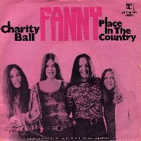 Cover Fanny [1970s] - Charity Ball